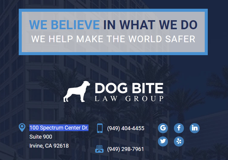 Orange County Dog Bite Lawyer